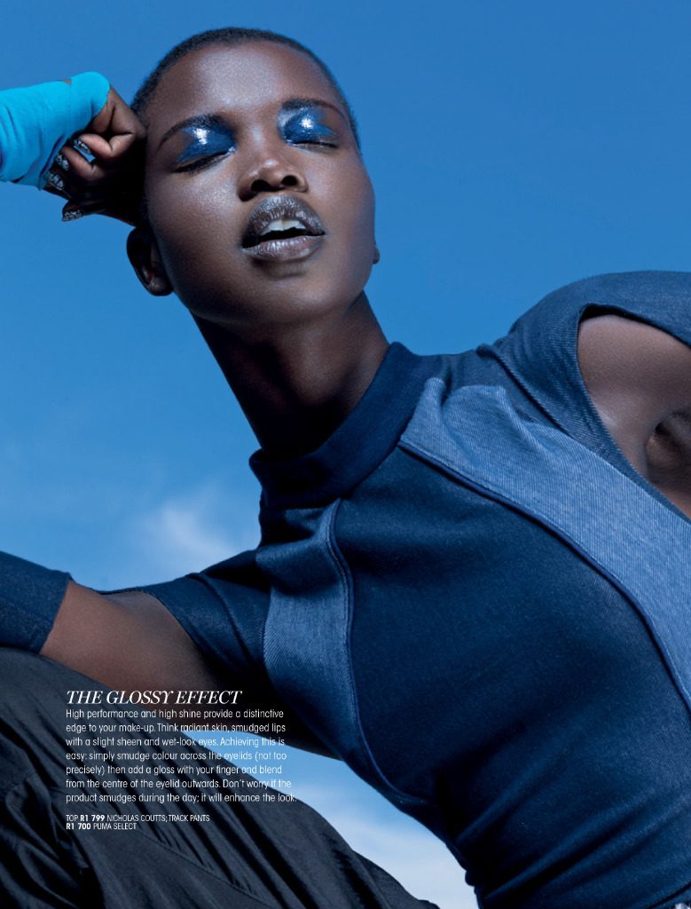 [Image: Ulrich Hartmann/Marie Claire South Africa]
