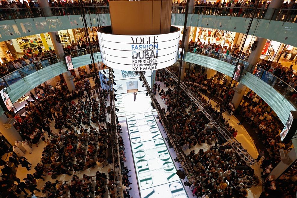 Dubai VFDE-2014-Catwalk