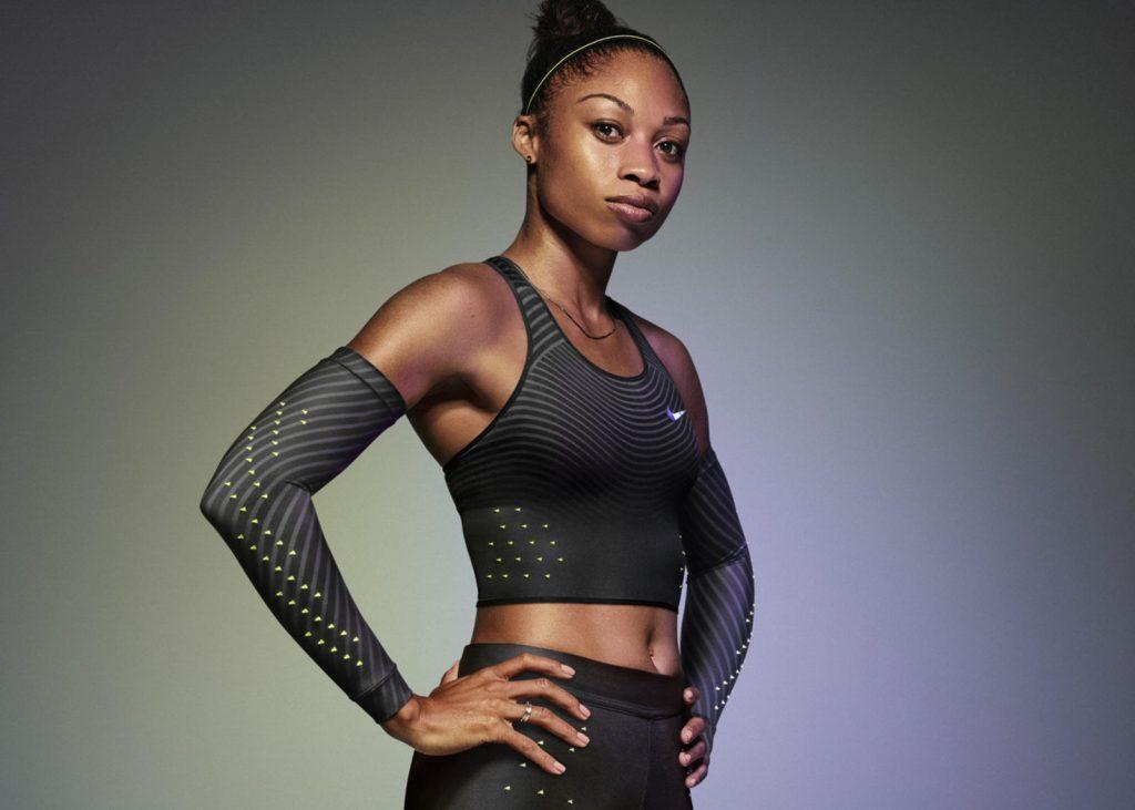 Nike Vapor Track Field kits [Image: Courtesy of Nike]
