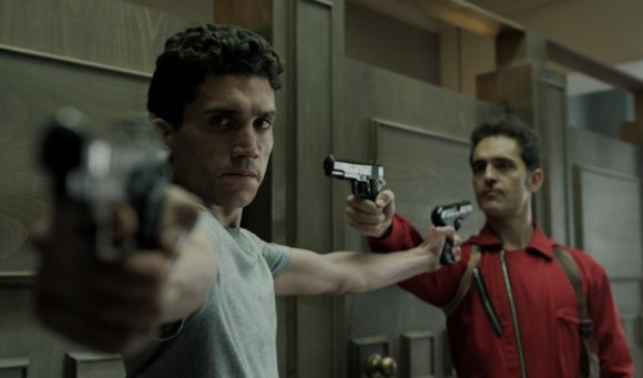 Jaime Lorente promete una 3ª temporada de 'La Casa de Papel' de infarto