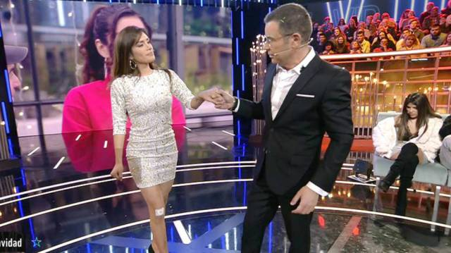 Jorge Javier Vázquez en contra de la actitud de Míriam Saavedra