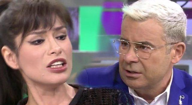 Jorge Javier Vázquez ataca a Míriam Saavedra