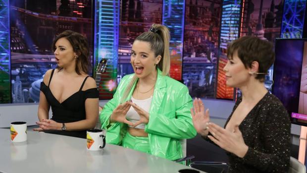 Mimi deja sin palabras a los espectadores de 'El Hormiguero'