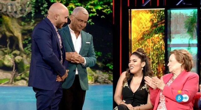 Kiko Rivera y Chabelita se reencuentran tras una semana sin hablarse