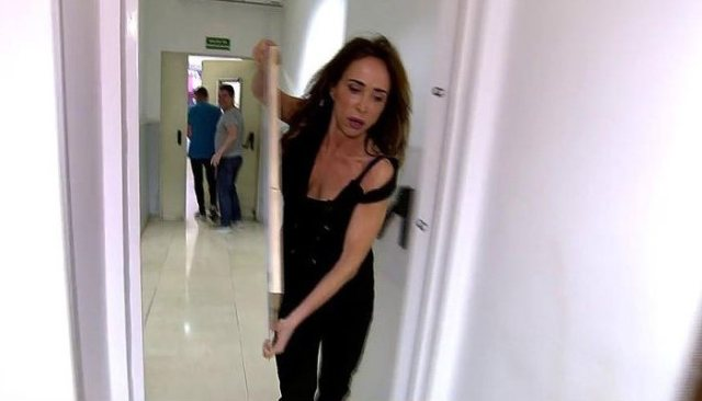 María Patiño enfadada con Sálvame se marca un Terelu Campos