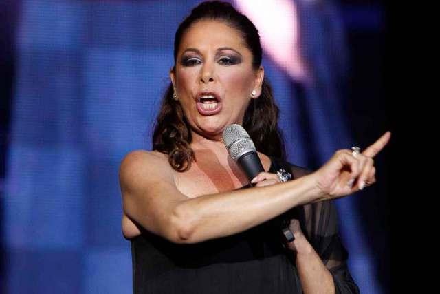 Isabel Pantoja dice no. Oferta de Telecinco rechazada. Paolo Vasile cabreado