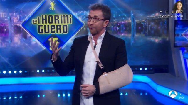 Peligro en 'El Hormiguero'. Pablo Motos tiene las horas contadas