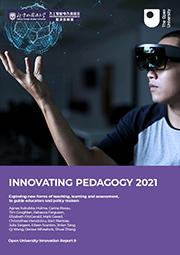 Innovating Pedagogy 2021