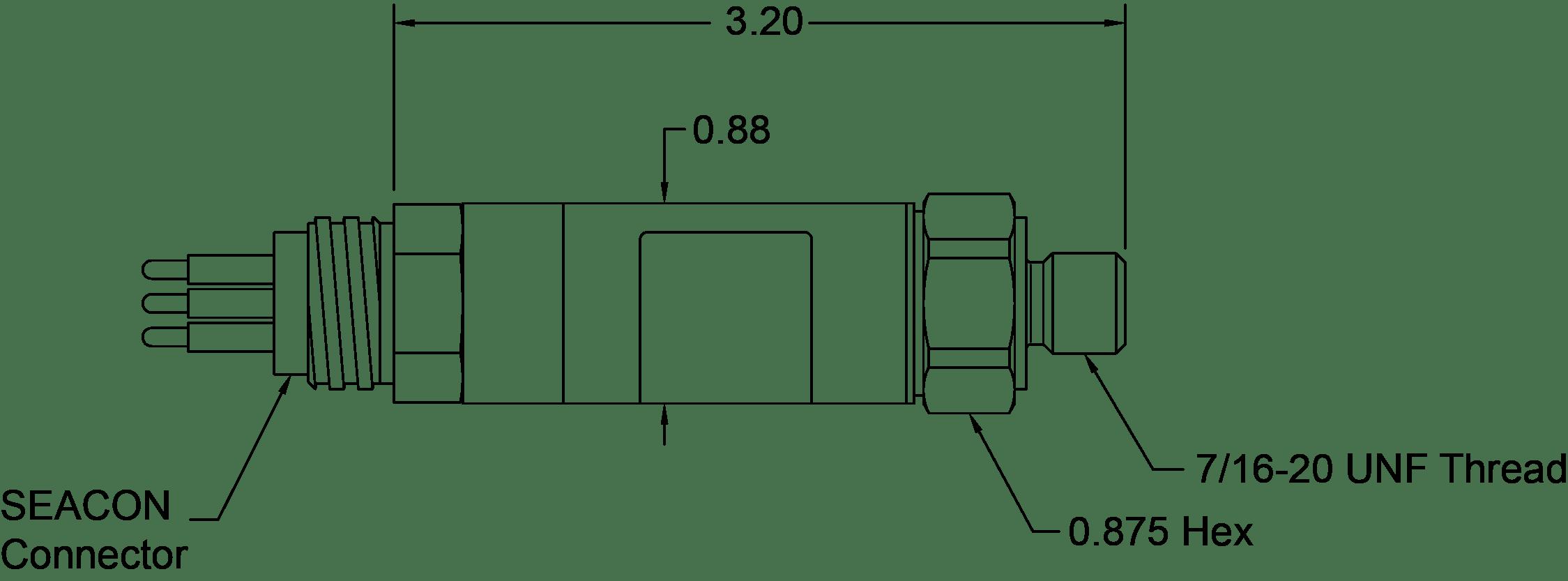 Rov Pressure Transducers