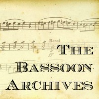 The Bassoon Archive - A Review