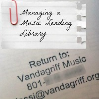 managing a lending library