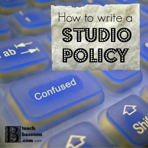 studio policy big