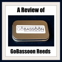 A review of GoBassoon reeds