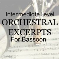 orchestral excerpts small