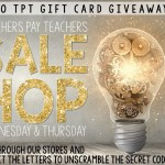 {Be Inspired} TpT Hop & GIVEAWAY!