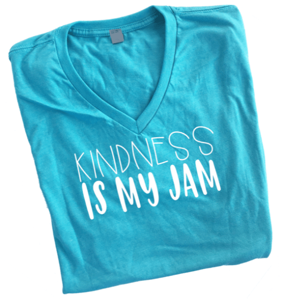 Kindness Is My Jam Tee S
