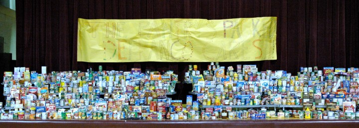 BASD Canned Food