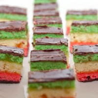 Seven Layer Italian Cookie