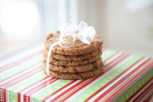 exchange Molasses Snickerdoodles for Blogger Cookie Exchange