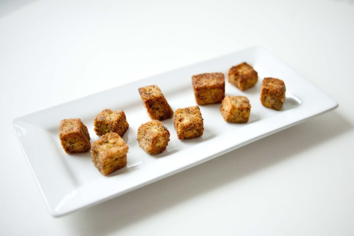 2-8 Salt & Pepper Tofu