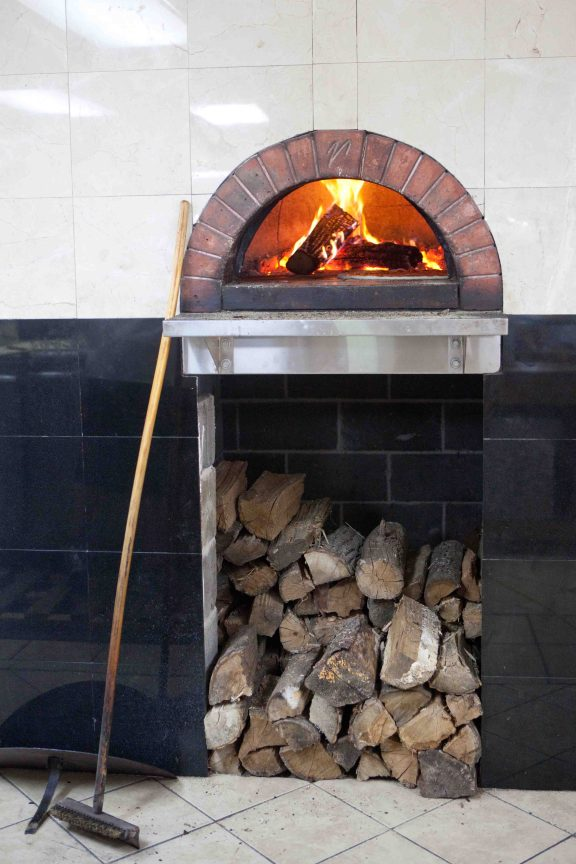 10Jimmy's Wood Burning Oven