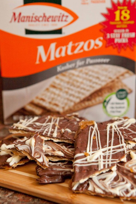 chocolate covered matzo crack-0153