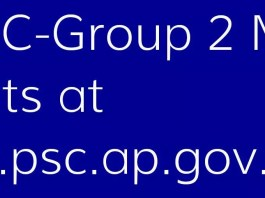 APPSC-Group 2 Mains Results at www.psc.ap.gov.in