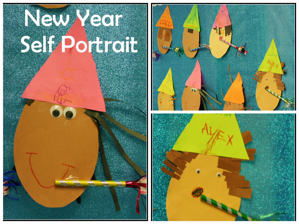 New Year Crafts And Activities Teacher Created Tips