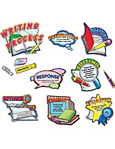 Writing Process Bulletin Board Display Set