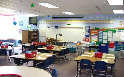How to build our classroom