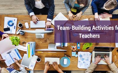 Team building for teachers