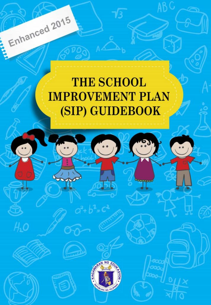 The School Improvement Plan (SIP) Guidebook