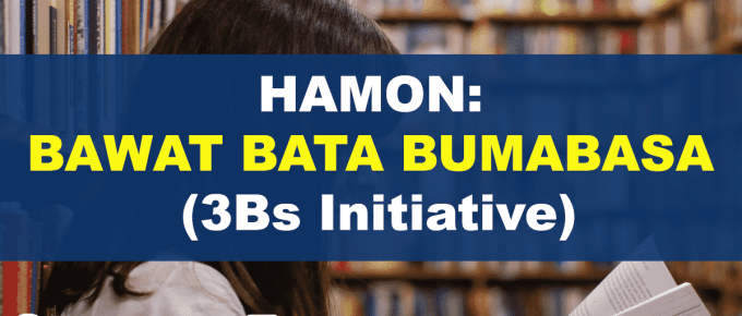 Bawat Bata Bumabasa DepEd 3Bs Initiatives