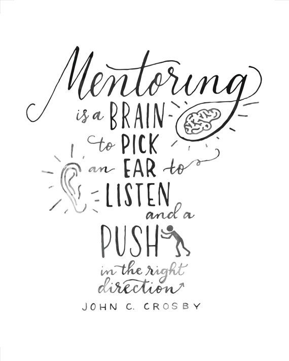 Mentor quote