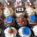 Teacher Appreciation Week Cupcakes