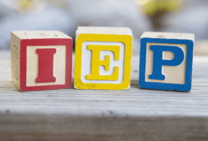 IEPs - Individualized Education Plan