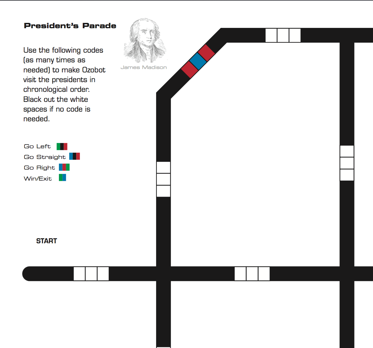 Ozobot Code Paper Pictures To Pin