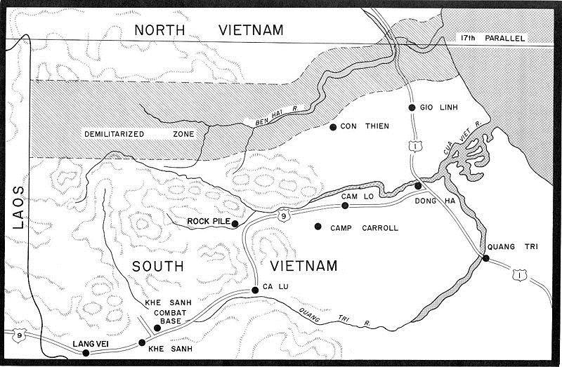 Lai Khe Vietnam Map.Vietnam Dmz Tour Part 1 Ho Chi Minh Trail Highway 9 Khe Sanh