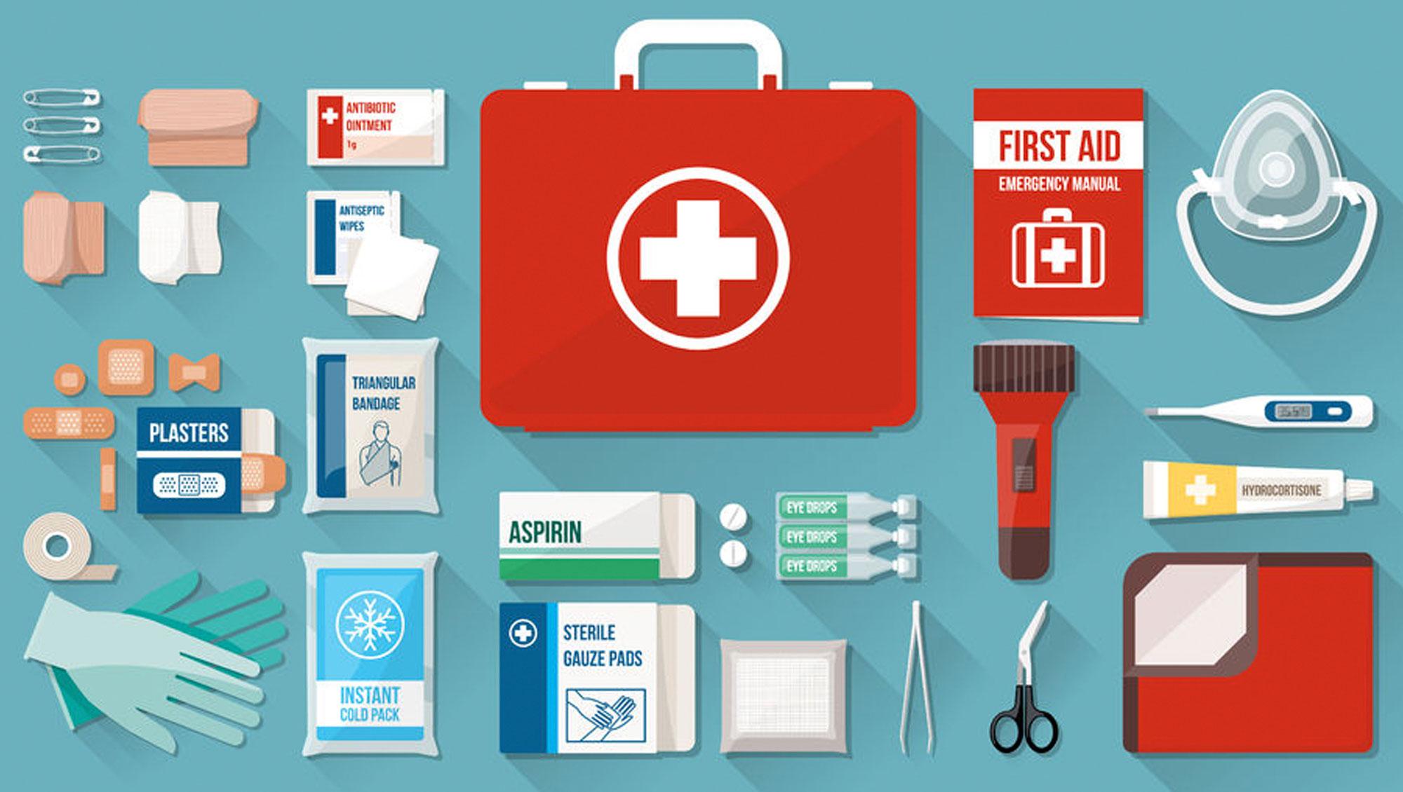 First Aid Treatments