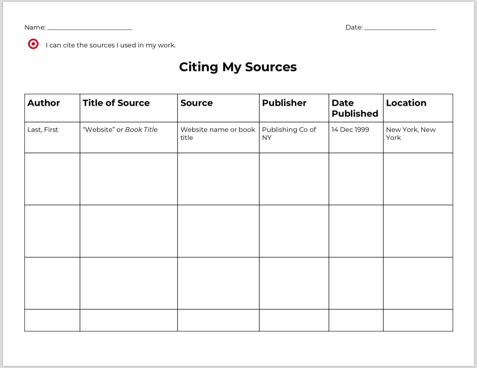 Colonial Reading Comprehension Worksheets