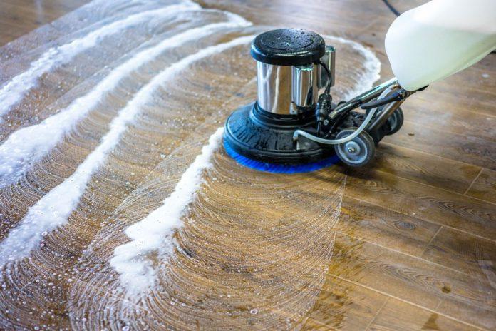Tile Floor Cleaning Machines