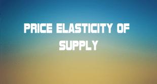 Price-Elasticity-Of-Supply
