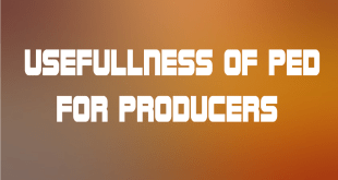 usefullnes-of-ped-for-producers