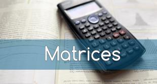 Matrices-3