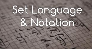 Set-Language-and-Notation-2