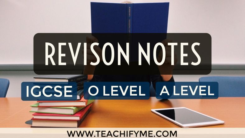 IGCSE English Literature Past Papers - TeachifyMe