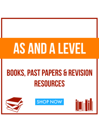 Shop IGCSE, O Level & A Level Books & Past Papers Online