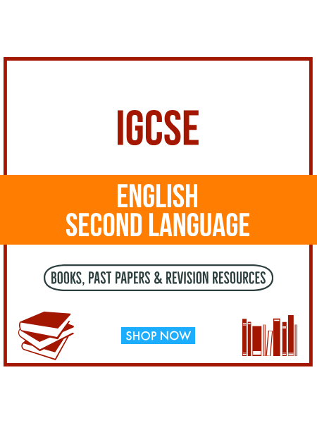 IGCSE English as Second Language