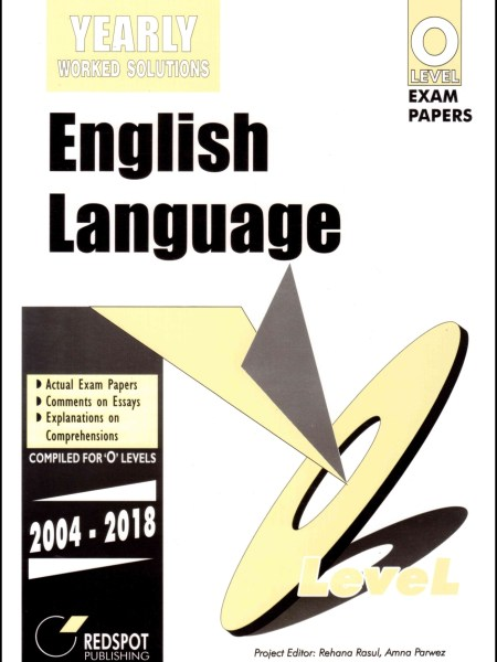 O Level English Past Papers Archives - TeachifyMe