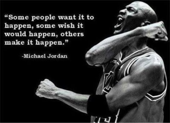 Motivation - Michael Jordan